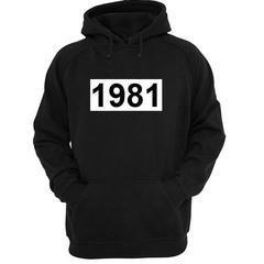 1981 Hoodie