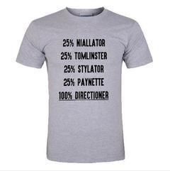25% niallator T-shirt