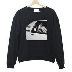 39n7 the 1975 Sweatshirt