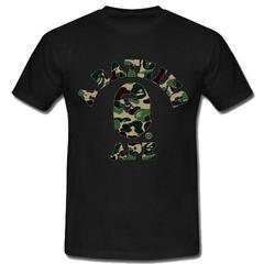 Abathing Ape Army Logo T-Shirt