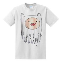 Adventure Time Finn Drip T-Shirt