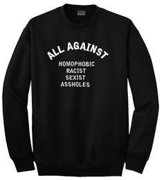 All Against sweatshirt