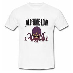 All Time Low Octopus T-Shirt