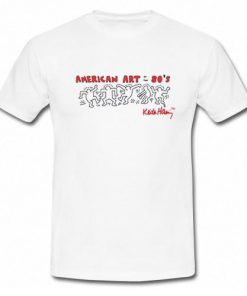 American Art of The 80's T-Shirt