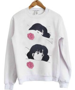 Anime Sleepy Sweatshirt