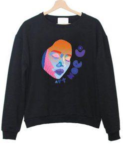 Art Hoe Sweatshirt
