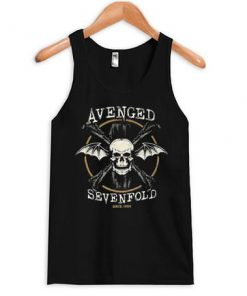 Avenged Sevenfold Since 1999 Tank Top