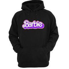 Barbie Logo Hoodie