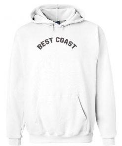 Best coast hoodie