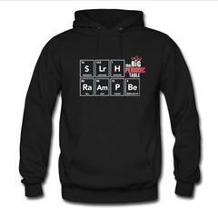 Big Bang Theory Periodic Table hoodie