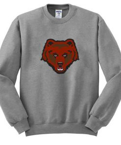 Brown Bear Sweatshirt
