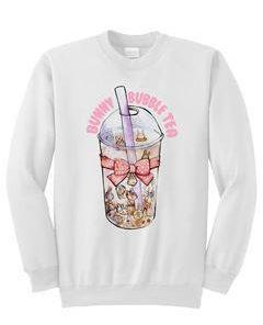 Bunny Bubble Tea Sweatshirt