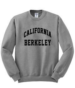 California berkeley sweatshirt