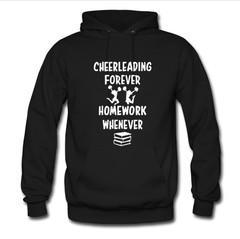 Cheerleading Forever Hoodie