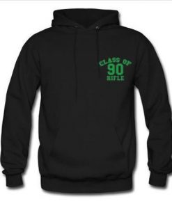 Class Of 90 Rifle Hoodie