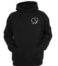 Elephant hoodie