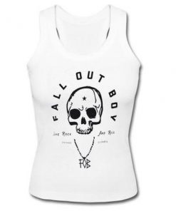 Fall Out Boy Save Rock and Roll Chicago Illinois Tank Top