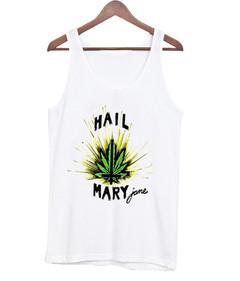 Hail mary jane Tank top