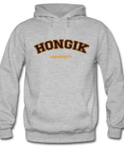 Hongik University South Korea Seoul Hoodie