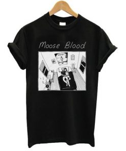 Moose Blood Deja Entendu Attribute T-shirt