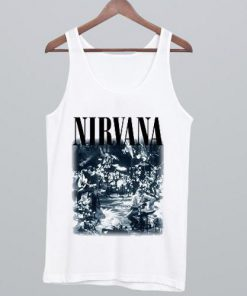 Nirvana MTV Unplugged Tank Top