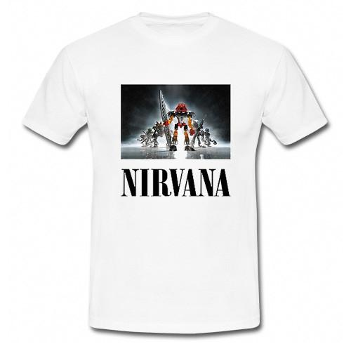 Nirvana x Bionicle T-Shirt