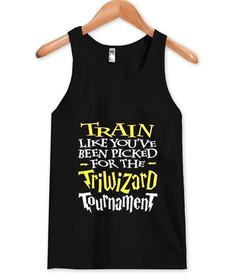 Train Like You've Been Picked T-shirt
