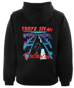 Troye Sivan Suburbia Hoodie Back