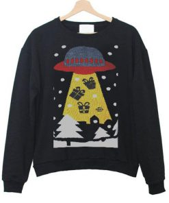 UFO Santa Dan And Phill Sweatshirt