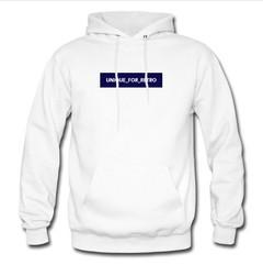 Unique for retro hoodie