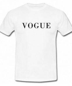 Vogue Logo T-Shirt