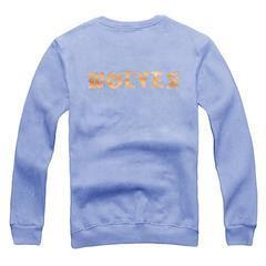 Wolves Sweatshirt Back