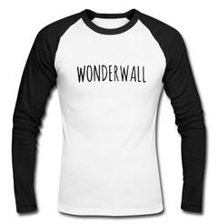 Wonderwall Raglan Longsleeve