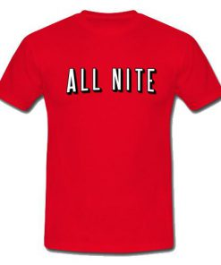 Young Thug All Nite T-Shirt