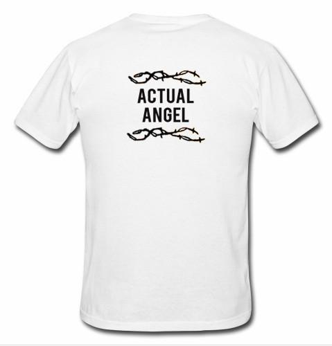 actual angel T-shirt