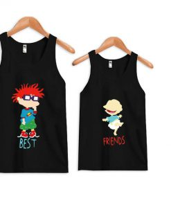 best friends Tank top couple