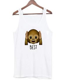 best monkey Tank top
