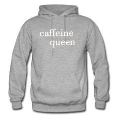 caffeine queen hoodie