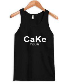cake tour Tank top