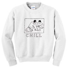 chill pewdiepie sweatshirt