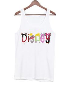 disney cute tank top