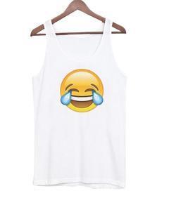 emoji Tank top