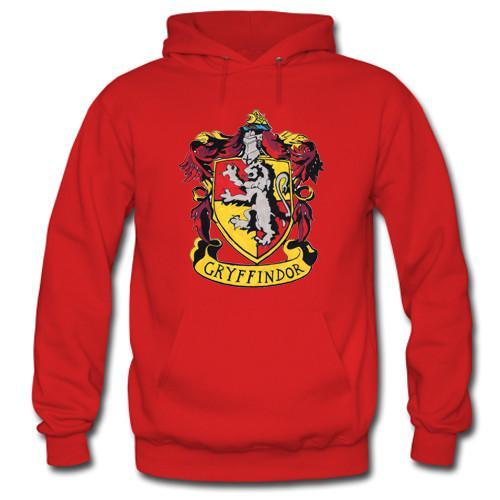 gryffindor logo hoodie