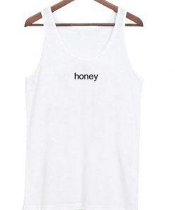 honey small Tank top