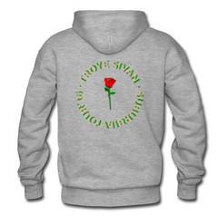troye sivan rose hoodie back