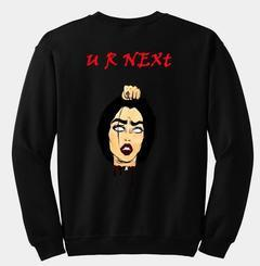 U R next sweatshirt back