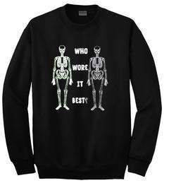 who wore it best sweatshirt