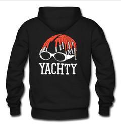 yachty hoodie back