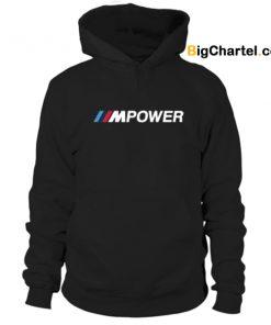 BMW M Power Hoodie-Si