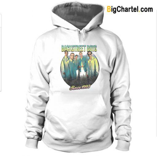Backstreet Boys Since 1993 Hoodie-Si
